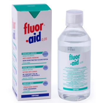 Apa de gura cu Fluor – Dentaid Fluor Mouthwash 500 ml