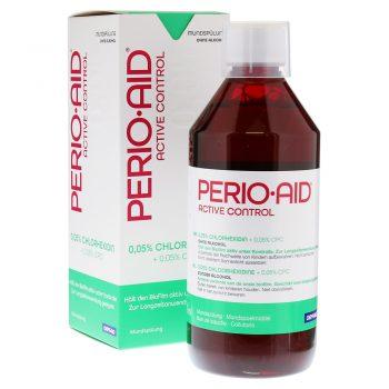 Apa de gura Perio-Aid Active Control 500ml Dentaid