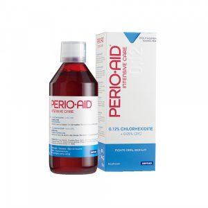 Apa de gura Perio-Aid Intensive Care 0.12% 500 ml Dentaid