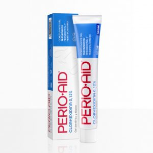 Pasta de dinti Perio-Aid Intensive Care Gel 0.12% 75ml Dentaid