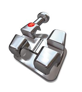 Bionic Bracket (Roth 022″, 0.18″, MBT 022″, 0.18″, 3HKS, 345HKS, set 20 bucati)