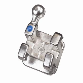 Brackets Microtech Plus  (Roth 022″, 0.18″, MBT 022″, 0.18″, 3HKS, 345HKS, set 20 bucati)