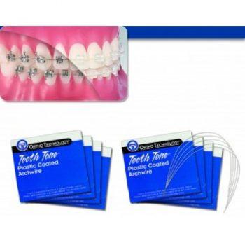 Tooth Tone arcuri fizionomice Ni-Tifull form rotund