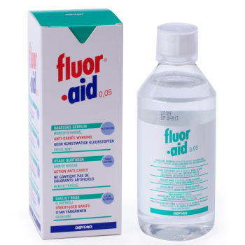 Apa de gura cu Fluor – Dentaid Fluor Mouthwash 500 ml