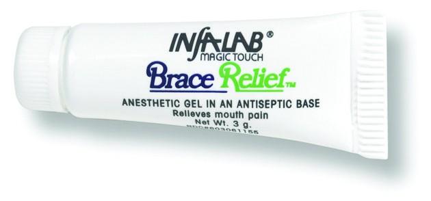 Gel anestetic , tub 3g.
