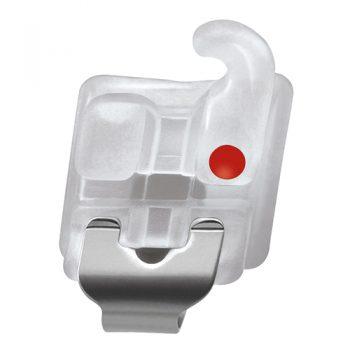 Clear Elect™ Sistem Activ de Brackeți Ceramici autoligaturanți